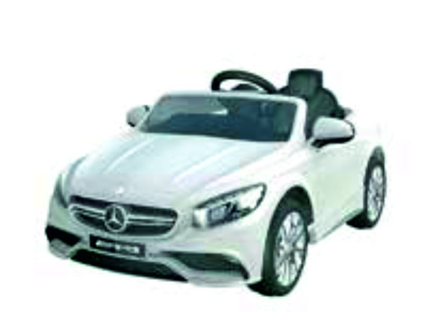 Chipolino Акумулаторна кола Mercedes Benz AMG бял ELKMB 01602 WH